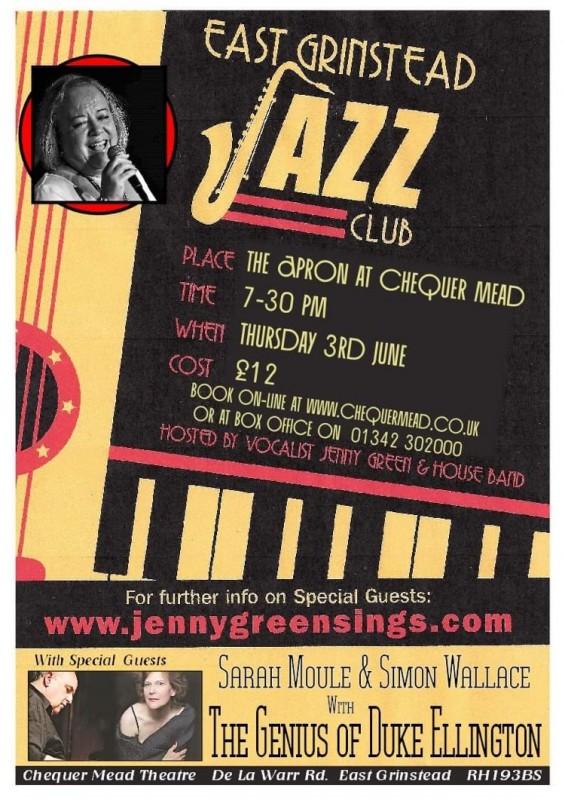 EG Jazz Club June 2021